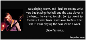Funny Bass Player Quotes