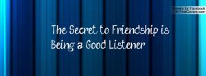 The Secret Good Relationship