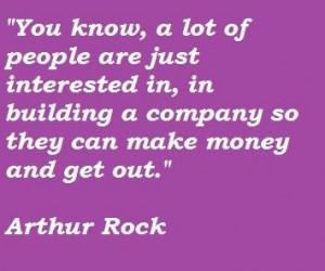 Arthur rock famous quotes 4