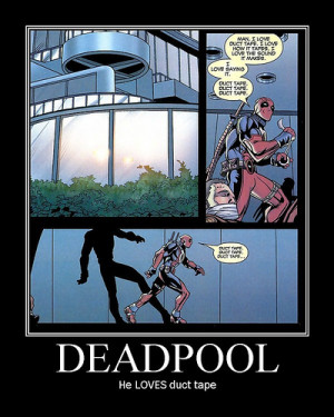 deadpool funny quotes