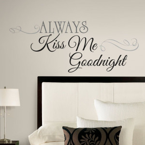 Wall Sticker Ideas For Kids or Teenage Bedrooms › Quotes Wall Decals ...