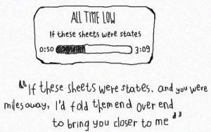 all time low, bands, lyrics, quotes, writing