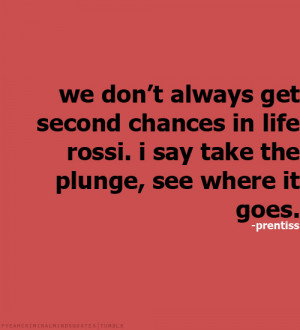 FyeahCriminal Minds Quotes, We don't always get second chances in ...
