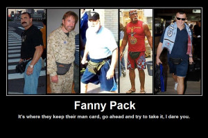 re: Fanny Packs: Yay or Nay?