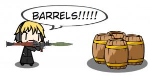 Pewdiepie Barrel