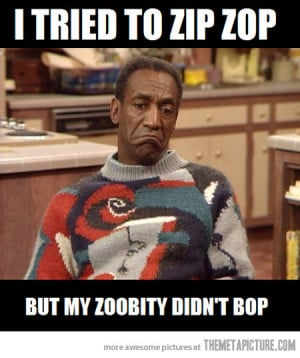 Funny photos funny Bill Cosby sad face quote