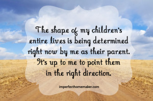 Quotes About Children Being A Blessing Christian motherhood quote