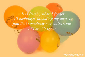 My Own Birthday Quotes Sayings Birthday-it is lovely,