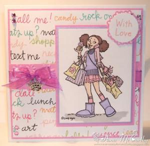 Birthday Card For Teenage Girl