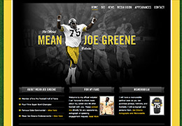 Sports Collectibles Mean Joe Greene Autograph Signing Event
