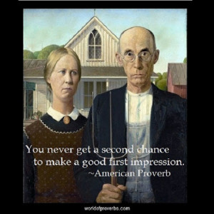American Gothic by Grant Wood [Public domain],