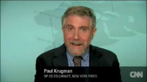 Krugman: If I'm Quoted Saying Something Really Stupid and It's Not ...