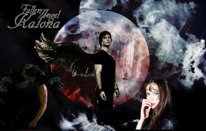 House of Night Series Kalona- Fallen Angel