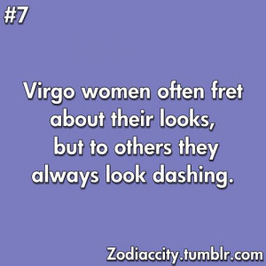 ... Virgo woman would rather have no manicure than a messily done one