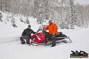 2015 polaris snowmobile snow check