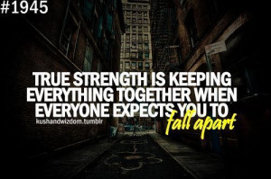 true strength # quotes # inspirational