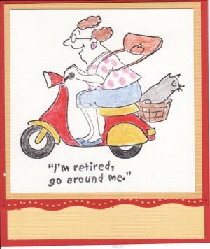 Handmade Retirement Card Ideas