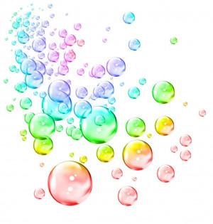 Bubbles of Color Image