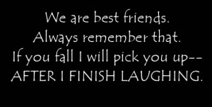 Friends When Fight Fighting Quotes Kootation