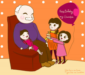 Humorous birthday grandfather pictures, comments, images, graphics ...