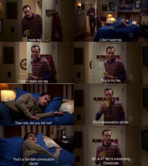 missbradshaw:Big Bang Theoryfunny