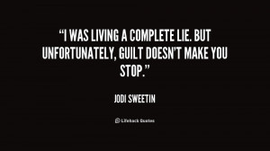 Stop Living a Lie Quotes