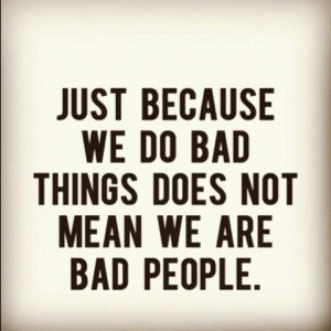 Bad People