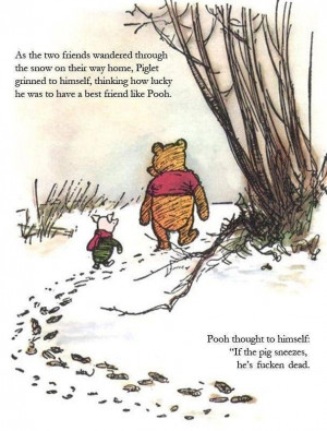 Winnie pooh quotes