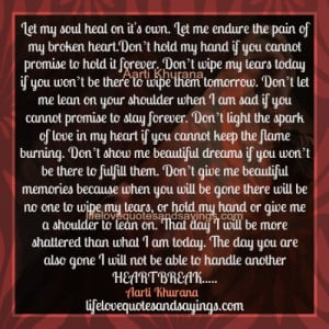 Your Heart And Soul Love Quotes Sayingslove Sayings