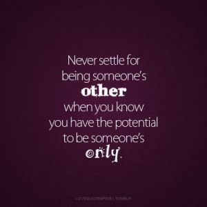 Always remember this when you are getting into a new relationship…