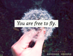 The moment you doubt whether you can fly, you cease for ever to be ...