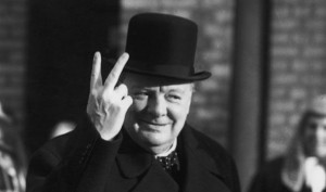 Winston Churchill was prime minister during WW2 from 1940 to 1945 ...