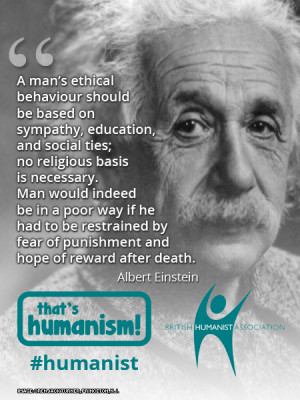 That's Humanism!