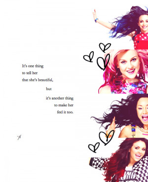 beautiful, quotes, perrie edwards, leigh-anne pinnock, jade thirlwall ...