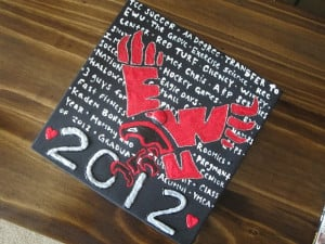 ... Graduation Cap.Graduation Quotes, Graduation Cap, Quotes Written