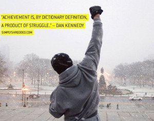 silvester stallone rocky the movie motivational movie quotes 1