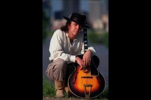Image of Stevie Ray Vaughan