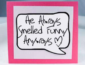 Funny Break Up Card. Best Friends Card for Ex-Boyfriends. Anti ...