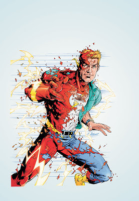 ... Flash to Wally's Flash, and who briefly assumed the Flash identity