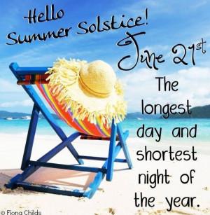 summer breeze quotes and pics | Hello Summer Solstice! via www ...