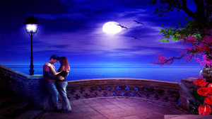 romantic scenes wallpaper-1080p