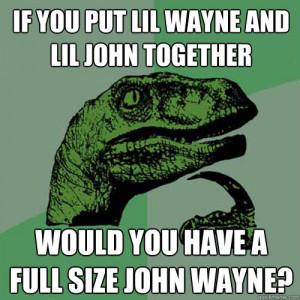 Funny photos funny Lil Wayne Lil John