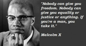 Malcolm x famous quotes 5