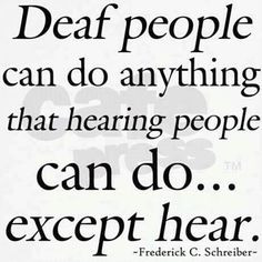 deaf people can do 2 tote bag by cyndisstuff more deaf people can do 2 ...