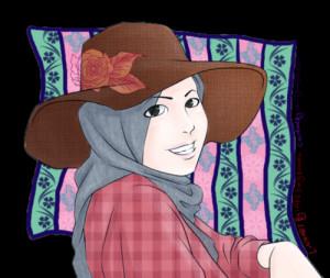 ... tags for this image include: hijjab, cute, fashion, hijab and islam