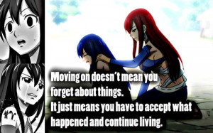 Most popular tags for this image include: fairy tail, anime, wendy ...