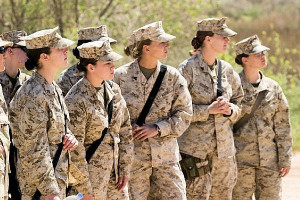 "Modern Issues for,"" Modern Issues for Military Women )"