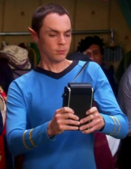 Sheldon And Spock