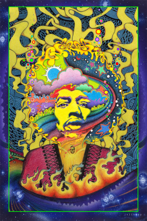 Galleries Related: Psychedelic Music Notes , Psychedelic Musicians ...