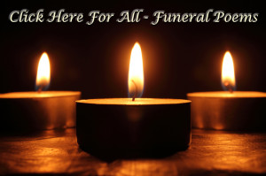 Candle Poems for Funeral